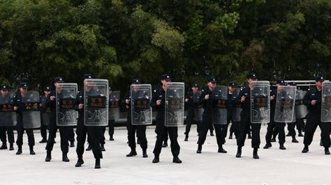 记者走进许昌市公安局 感受身边牢固的后盾